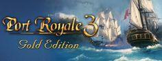 Includes: Port Royale 3 / Dawn of Pirates DLC / Harbour Master DLC / New Adventures DLC