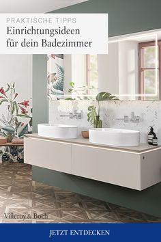 Terrazzo, Bathroom Color Schemes, Bathroom Collections, Bohemian Living, Diy Bedroom Decor, Home Decor, Bathroom Inspiration, Color Trends, Luxury Homes