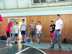 Câteva chestii despre scrimă Basketball Court, Sports, Hs Sports, Sport