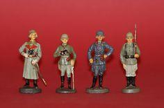 Elastolin 4 Soldaten | eBay