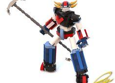 LEGO Ideas - UFO Robot Grendizer (UFOロボ グレンダイザー Yūfō Robo Gurendaizā)