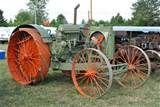 Huber Super Four Steam Tractor Photograph - Huber Super Four Steam ...