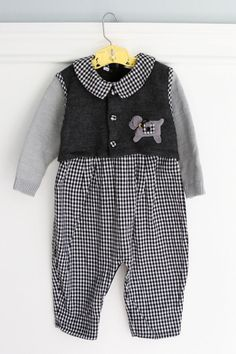 Vintage baby boy clothing vintage baby boys overalls and rompers