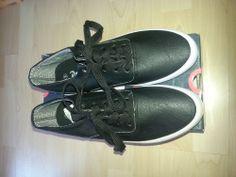 Turnschuhe Schuhe Herren Propeller Schwarz Größe 42