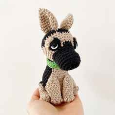 Excited to share this item from my #etsy shop: Customisable GERMAN SHEPHERD crochet amigurumi, crochet dog, amigurumi dog, German shepherd gift, gift for kids, baby gift, dog lover gift Dog Lover Gifts, Dog Lovers, White Swiss Shepherd, Bull Terrier Puppy, German Shepherd Puppies, Jack Russell Terrier, Toy Sale, Crochet Animals, Gifts For Kids