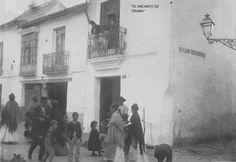 Escena popular, 1896. Triana, Sevilla.