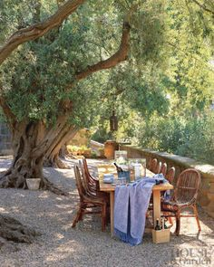 Outdoor Rooms, Outdoor Dining, Outdoor Gardens, Outdoor Furniture Sets, Outdoor Decor, Dining Table, Patio Table, Outdoor Seating, Garden Furniture