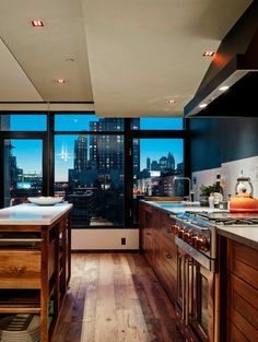 loft atypique, appartement de style new york, grande fenetre, maison contemporaine a vendre
