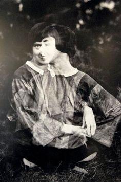 Richard Kauffmann 'Portrait of Hanna Höch'. Fine Art Photo, Photo Art, Hannah Hoch Collage, Vintage Photography, Portrait Photography, Dada Art Movement, Dada Artists, Female Painters, Muse Art