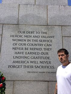 Marcus Luttrell, Ret. Navy SEAL shares..... Honoring the fallen. Never Forget