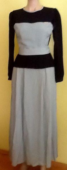 NEU 2016 Mode Abaya Abiye Tesettür Hijab Abendkleid Maxikleid