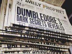 dumbledore's dark secrets revealed...