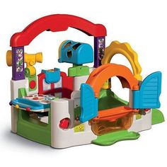 Little Tikes Activity Garden by Little Tikes - Dropship. $76.45. Amazon.com                With the Little Tikes Discover Sounds Activity Garden, children six months to three years old can develop motor skills and cognitive abilities while playing with a variety of toys. The activity gym can be set up in open or closed play configurations to accommodate different ages. Infants will love the stimulating colors, shapes, and textures. The set features a crawl-through obstacle...