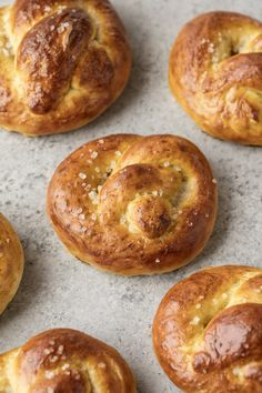 Learn how to make The Best Homemade Soft Pretzels complete with a visual demonstration. Just a few simple ingredients is all you need and it's so easy the kids can get in on the action too!