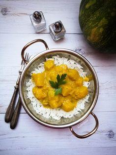 """""""Anya, ez isteni!..."""", avagy Gabojsza konyhája: Tök curry basmati rizzsel"""