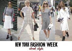 New York Fashion Week #streetstyle