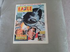 The Eagle Featuring Dan Dare Pilot of The Future 28th September 1963