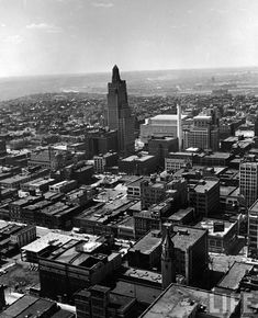 KCP Builidng: Kansas City 1936
