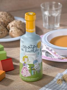 Botella de Casitas de Hualdo