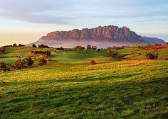 Mt Roland, Sheffield, Tasmania.