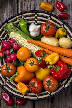 **Vegetable Basket    Photograph  - Vegetable Basket    Fine Art Print