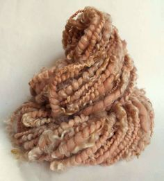Hey, I found this really awesome Etsy listing at https://www.etsy.com/listing/530821083/faded-pink-yarn-handspun-yarn-hand-spun