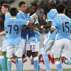 Vietnam 1 Manchester City 8