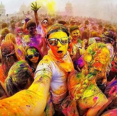 GoPro standard housing - to keep your GoPro safe from the paint powder! #colourrun #neon https://www.outdoorphoto.co.za/gopro-standard-housing-hero3-and-3plus?search=gopro&page=2