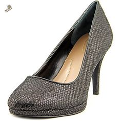 Style & Co Nikolet Women US 11 Black Heels - Style co pumps for women (*Amazon Partner-Link)