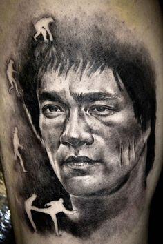 Tattoo by Mark Powell | Tattoo No. 11025