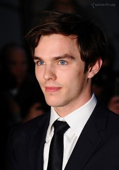 helloprettyboys:    Nicholas Hoult - Oooh! He might do it well! Bit old, but he might be able to do it.