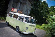 VW combi bay window
