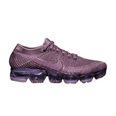 ceede7aa3b861 This women s Nike Air VaporMax  Violet Dust  colorway features a Violet  Dust and Purple