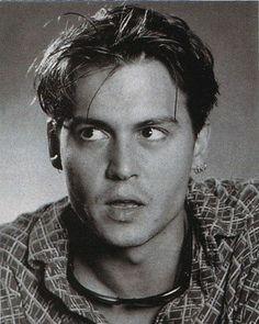 Johnny Depp Fans, Young Johnny Depp, Johnny Depp Movies, Johnny Depp Haircut, Kentucky, Johnny Depp Pictures, Jonny Deep, Captain Jack, Hollywood Actor