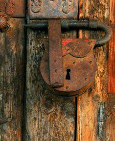 Old Lock | Flickr - Photo Sharing!