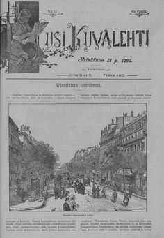 31.07.1896 Uusi Kuvalehti no 14 - Aikakauslehdet - Digitoidut aineistot - Kansalliskirjasto