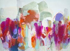 "Saatchi Art Artist Claire Desjardins; Painting, ""Frenzy"" #art"