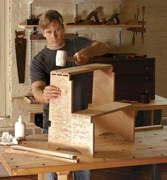 New Yankee Workshop Series Ends - Fine Woodworking