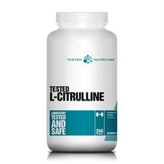 Tested Nutrition Tested L-Citrulline 240 caps a soli 21,99€