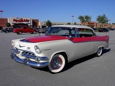 1956 Dodge Custom Royal Lancer..Re-pin brought to you by agents of #Carinsurance at #HouseofInsurance in Eugene, Oregon