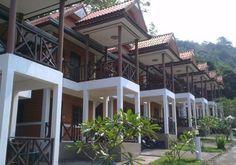 Banphu Resort : Koh Chang, Thailand
