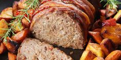 Recipe: Cheesy Meatloaf and Baked Mashed Potatoes - Off The Grid News Elk Recipes, Venison Recipes, Meatloaf Recipes, Paleo Recipes, Cooking Recipes, Cheesy Meatloaf, Healthy Meatloaf, Pork Meatloaf, Baked Mashed Potatoes