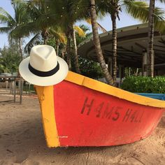 Ready 2 #row? the #hat the #boat the #sea and #you #anybody else? #nofilter