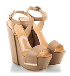 9b49aeea625 Wear with Palazzo Pants Vicini High wedge Sandals