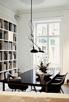 I don't have words for how stunning I think this home is.... It belongs to Danish fashion designer Naja Munthe