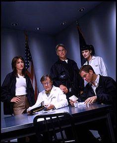 Season 1 -  Cast of NCIS