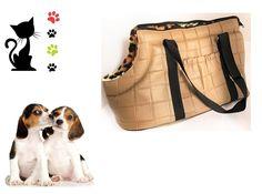 Buffer Köpek & Kedi Taşıma Çantası Bej