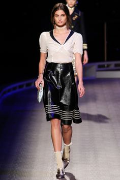 Taylor Hill at Tommy Hilfiger Fall Winter 2016 | NYFW