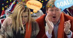 #nedarg #wk2014 #oranjekoorts maxima
