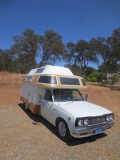 Toyota Scat Motorhome RV in RVs & Campers | eBay Motors